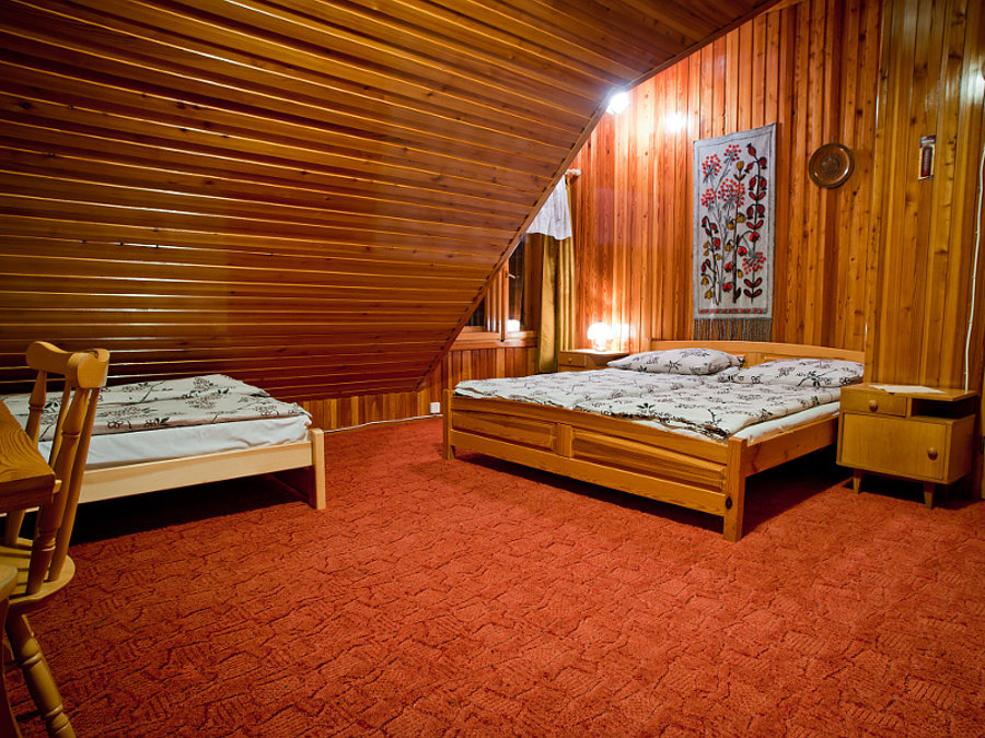 Highlander room 2-3 persons. in Zakopane